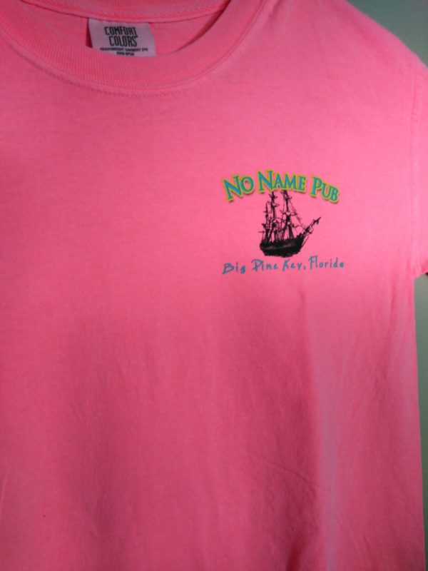 Map T-Shirt Front