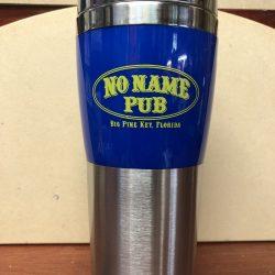 No Name Pub Insulated Mug Blue